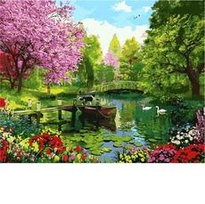 Вишневый сад MR-Q2196