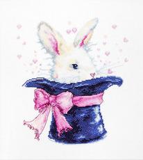 B2302 Кролик Набор для вышивания крестиком