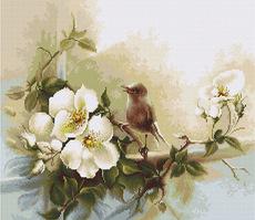 BA2315 Птичка Набор для вышивания крестиком
