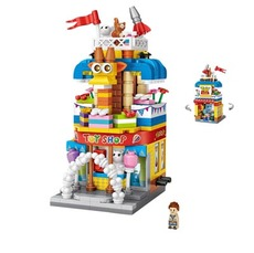 Конструктор Loz mini blocks 1643 Магазин игрушек