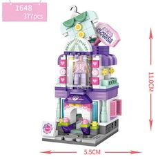 Конструктор Loz mini blocks 1648 Модный бутик