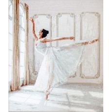Набор для вышивания LETISTITCH Ballerina LETI 901