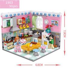 Конструктор Loz mini blocks 1903 Кухня