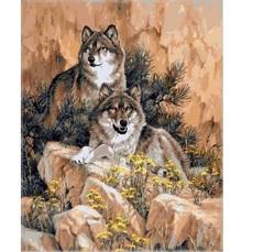 Волки худ Феннинг Ларри (VP345)