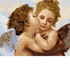 Поцелуй ангела Худ Моро Густав (VP430)