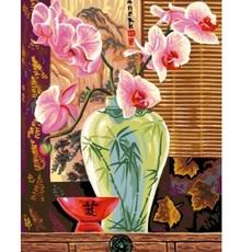 Восточные орхидеи (VK011)