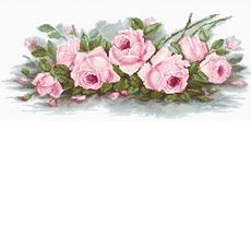 B2353 Романтические розы