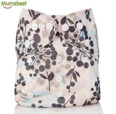 Многоразовый подгузник Mumsbest Цветы