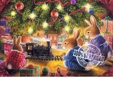 Рождественские подарки, худ. Веллер Сьюзан (KH2452)