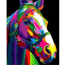Радужная лошадь VP986