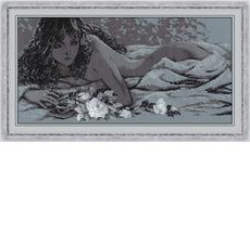 Набор для вышивания Риолис 1621 Серебряный сон