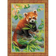 Набор для вышивания Риолис 1627 Красная панда