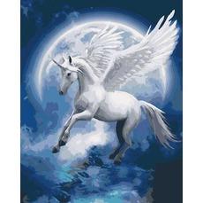 KH4022 Картина по номерам Созвездие Пегаса Идейка 40х50см