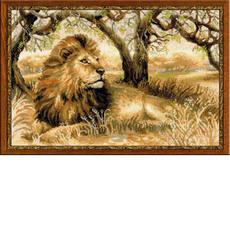 Набор для вышивания Риолис 1261 Царь зверей