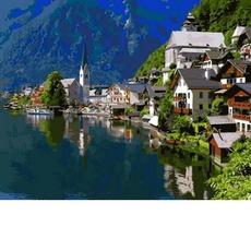 Альпийский городок VP1063