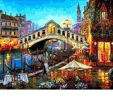 Огни ночной Венеции MR-Q2173