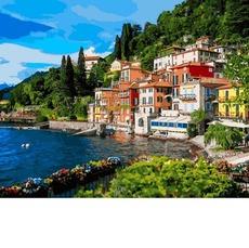 Италия Озеро Комо VP1086