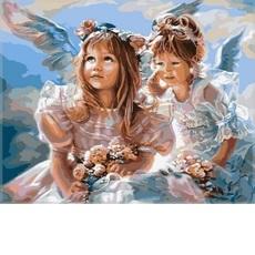 Ангелочки худ. Кук, Сандра (VP204)