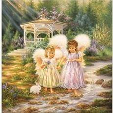 Маленькие ангелы худ Гелсингер, Дона (VP386)