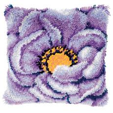 Набор для вышивки подушки в ковровой технике