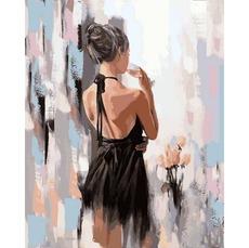 VP1174 Картина раскраска Нежные сумерки DIY Babylon