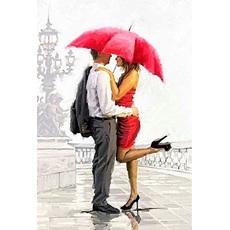 Влюбленные под алым зонтом Худ МакНейл Ричард (VP451)