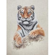 B2289 Тигр. Luca-S. Набор для вышивания нитками