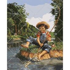 Маленький рыбак KH2331