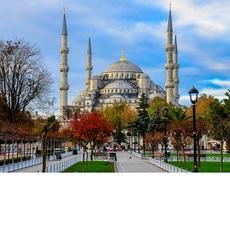 Стамбул Голубая мечеть (VP485)