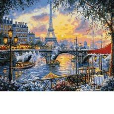 Париж на закате VP1030