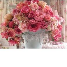 """Алмазная мозаика """"Букет розовых роз"""" 30*40"""