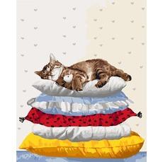KHО4152 Картина раскраска Сладкий сон Идейка