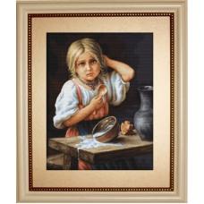 B515 Землячка. Luca-S. Набор для вышивания нитками