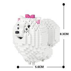 Конструктор Loz mini blocks 9786 Гиджет