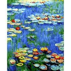 Водяные лилии Клод Моне VP1103