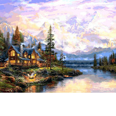 Дом у горного озера VP1113