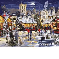 Рождество в городе VP999