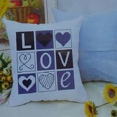 LOVE (blue)