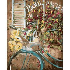 Французский велосипед KH2045