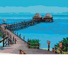 Пляж Танзании KH2228