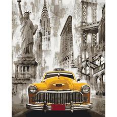 Нью-Йоркское такси KH3506