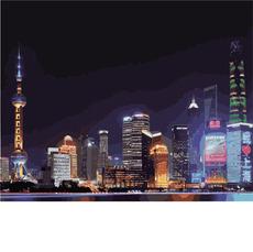 Ночной Шанхай KH3507