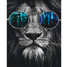 Космический лев KH4062