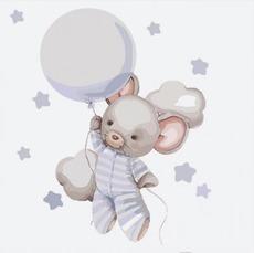 KHO2336 Картина по номерам Путешествие к звездам