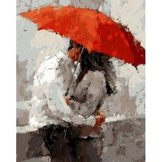 Красный зонтХуд. Андре КонMR-Q1384