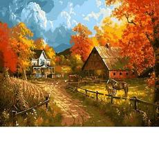Сельский пейзажMR-Q1399