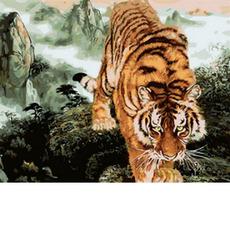 Крадущийся тигр MR-Q1887