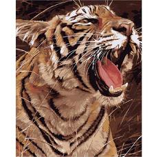 Рычащий тигр MR-Q1974