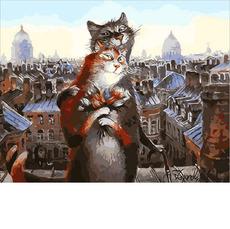 Коты романтикиХуд. Владимир РумянцевMR-Q2075