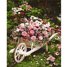 Розовый кустMR-Q2086